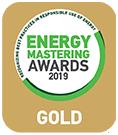 energy mastering awards gold